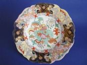 Lovely Mason's Patent Ironstone China 'Floral Sprays' Pattern 2790 Dessert Plate c1830 #1